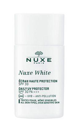 ホワイト UV プロテクター 30 3,600円/NUXE