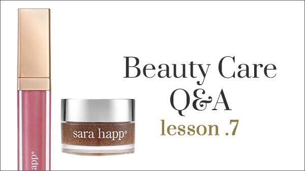 Beautycare Q&A -Lipcare-