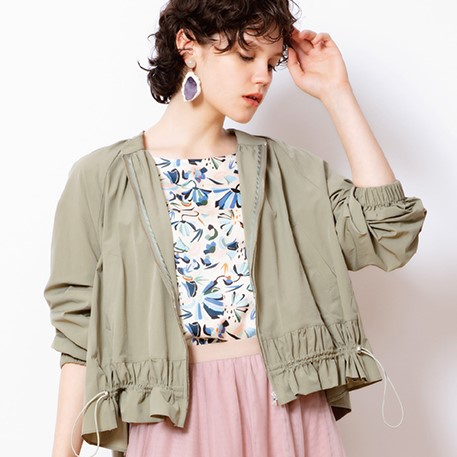 【JETSET SOLO PLUS】SPRING OUTER
