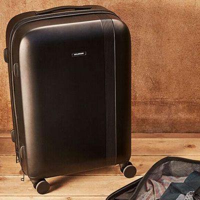 【MOLESKINE】ジャーニーコレクションのスーツケース