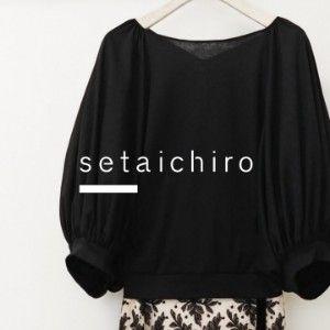 """【セタイチロウ】""""T by setaichiro""""デビュー"""