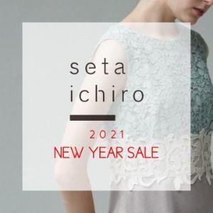 【セタイチロウ】NEW YEAR SALEアイテム