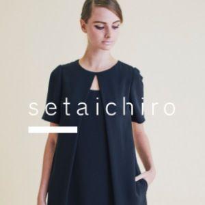 【セタイチロウ】「とっておき」のブラックドレス #1