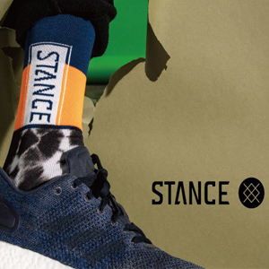 【Holiday Gift】 STANCE