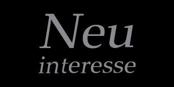 neuinteresse