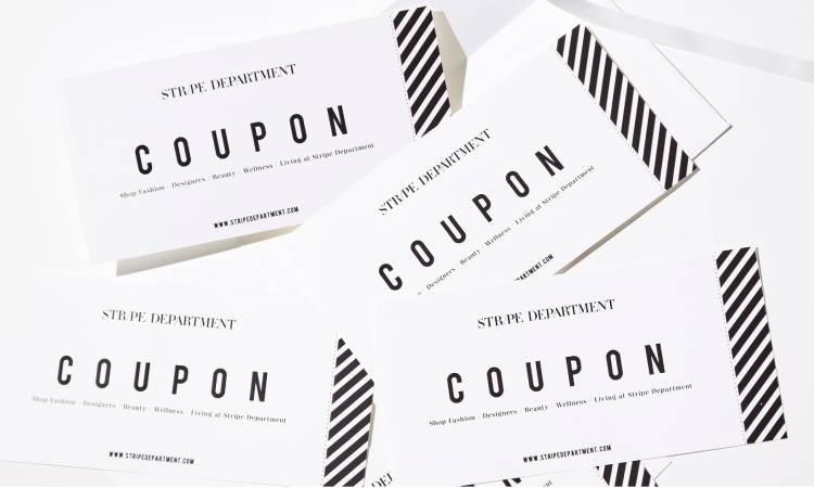 SPECIAL COUPONプレゼント