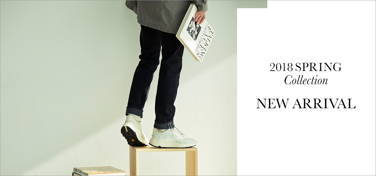 2018 SPRING collection NEW ARRIVAL
